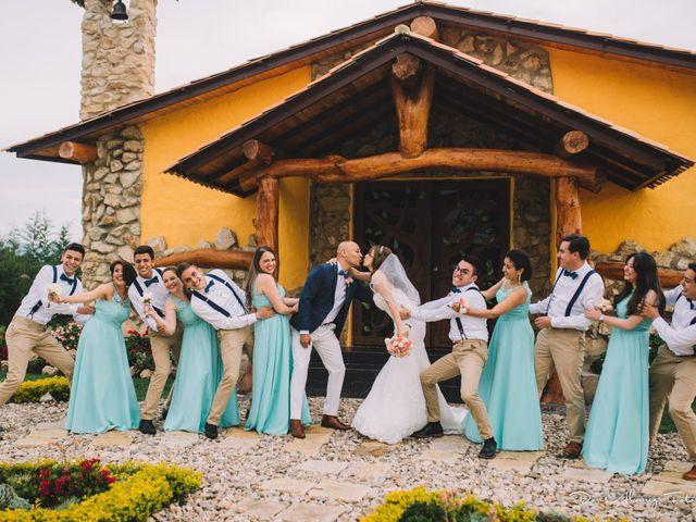 El matrimonio de Mimi y Alex en Subachoque, Cundinamarca 81