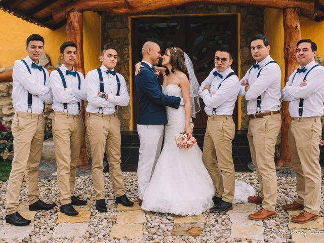 El matrimonio de Mimi y Alex en Subachoque, Cundinamarca 82