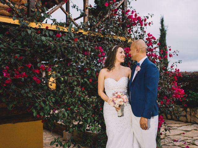 El matrimonio de Mimi y Alex en Subachoque, Cundinamarca 121