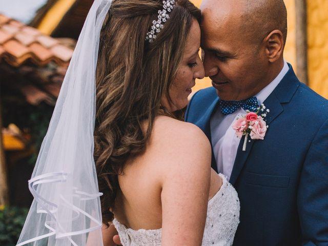 El matrimonio de Mimi y Alex en Subachoque, Cundinamarca 123