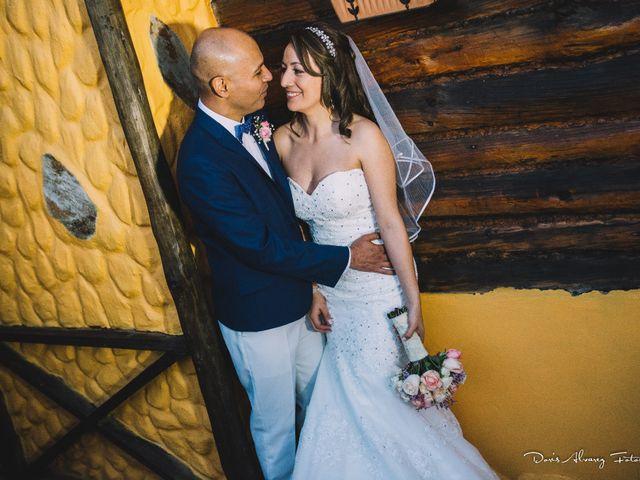 El matrimonio de Mimi y Alex en Subachoque, Cundinamarca 124