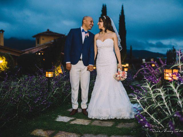 El matrimonio de Mimi y Alex en Subachoque, Cundinamarca 127