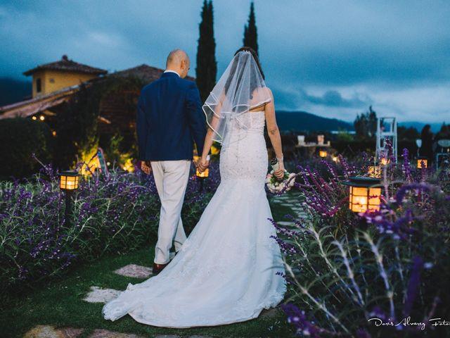 El matrimonio de Mimi y Alex en Subachoque, Cundinamarca 128