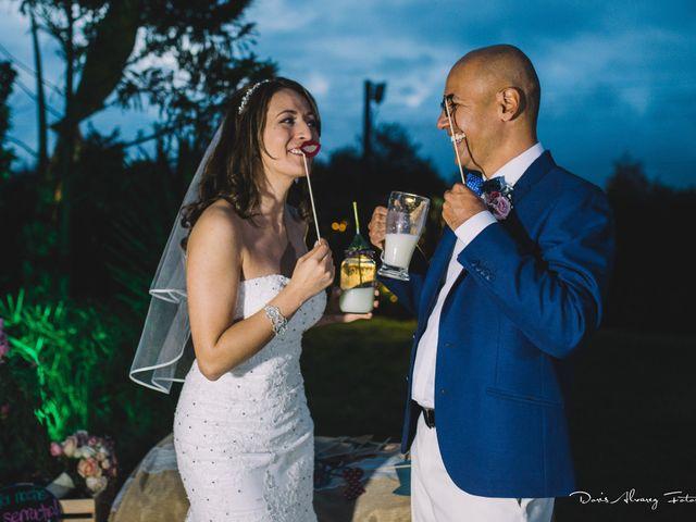 El matrimonio de Mimi y Alex en Subachoque, Cundinamarca 130