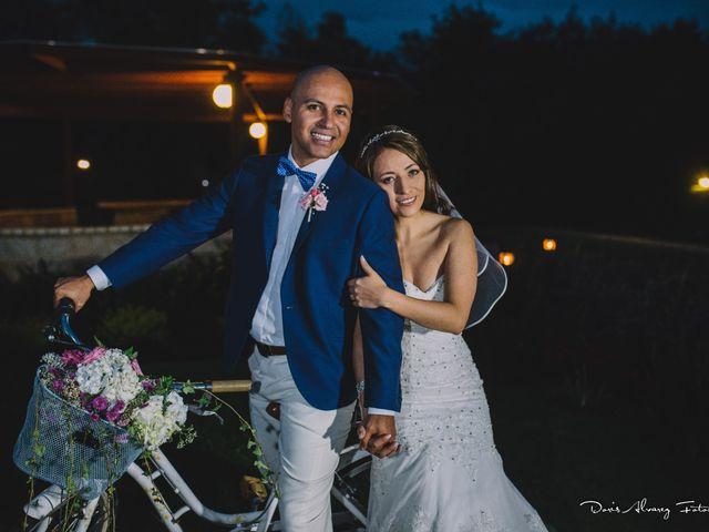 El matrimonio de Mimi y Alex en Subachoque, Cundinamarca 132