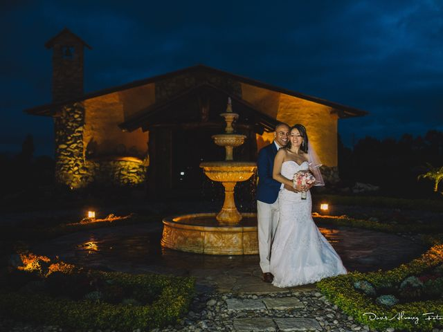 El matrimonio de Mimi y Alex en Subachoque, Cundinamarca 133