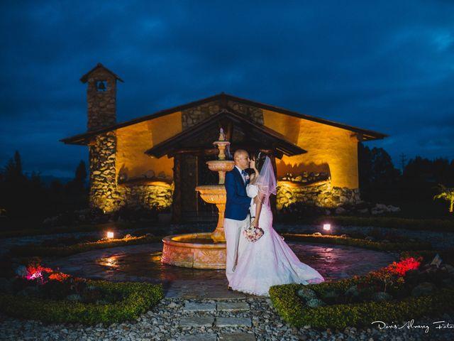 El matrimonio de Mimi y Alex en Subachoque, Cundinamarca 134