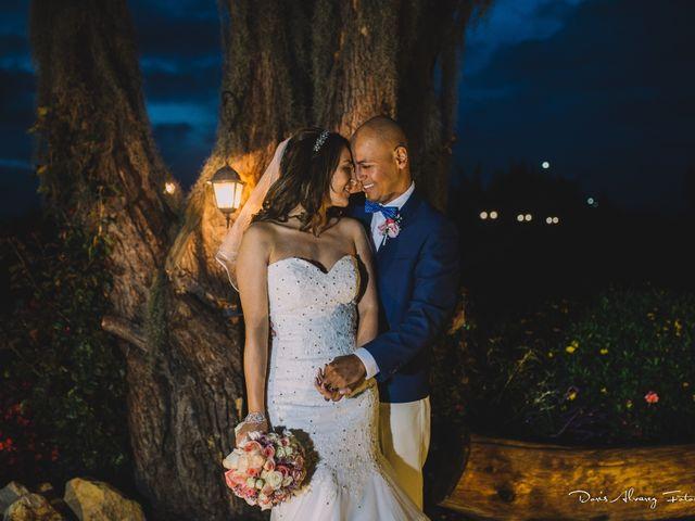 El matrimonio de Mimi y Alex en Subachoque, Cundinamarca 136