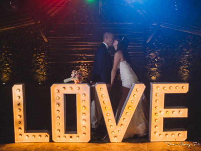 El matrimonio de Mimi y Alex en Subachoque, Cundinamarca 146