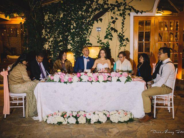 El matrimonio de Mimi y Alex en Subachoque, Cundinamarca 152