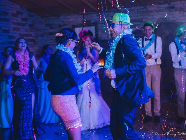 El matrimonio de Mimi y Alex en Subachoque, Cundinamarca 163