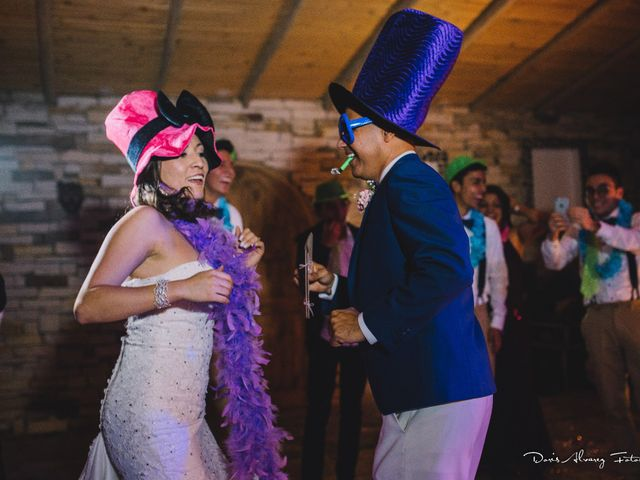 El matrimonio de Mimi y Alex en Subachoque, Cundinamarca 164