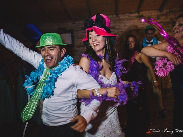 El matrimonio de Mimi y Alex en Subachoque, Cundinamarca 165