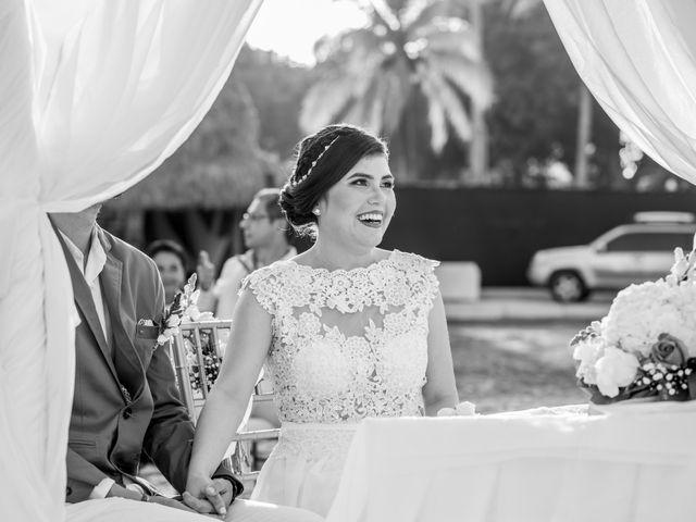 El matrimonio de Fabio y Beatriz en Cartagena, Bolívar 20