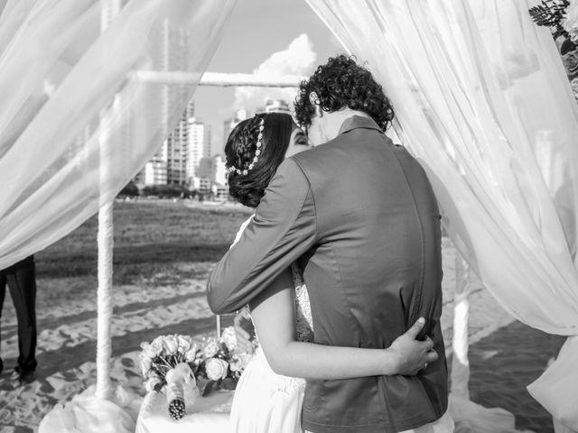 El matrimonio de Fabio y Beatriz en Cartagena, Bolívar 21