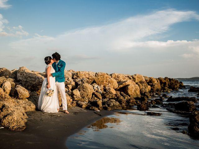 El matrimonio de Fabio y Beatriz en Cartagena, Bolívar 26