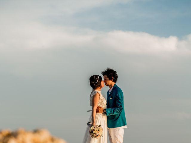 El matrimonio de Fabio y Beatriz en Cartagena, Bolívar 29