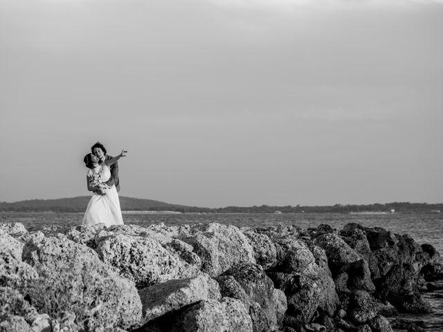 El matrimonio de Fabio y Beatriz en Cartagena, Bolívar 31