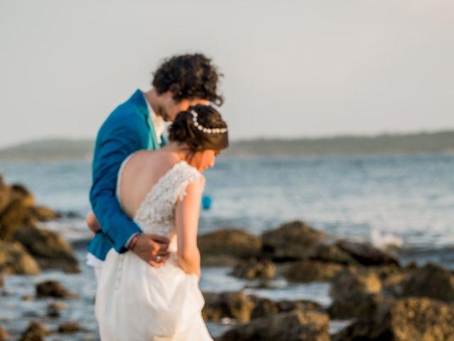 El matrimonio de Fabio y Beatriz en Cartagena, Bolívar 32