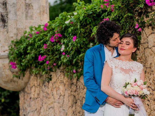 El matrimonio de Fabio y Beatriz en Cartagena, Bolívar 35