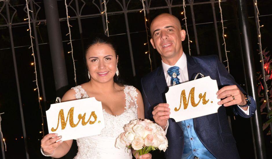 El matrimonio de Alejandro  y Viviana  en Bogotá, Bogotá DC