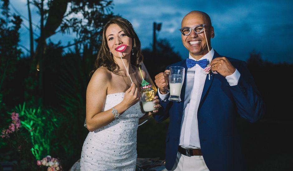 El matrimonio de Mimi y Alex en Subachoque, Cundinamarca