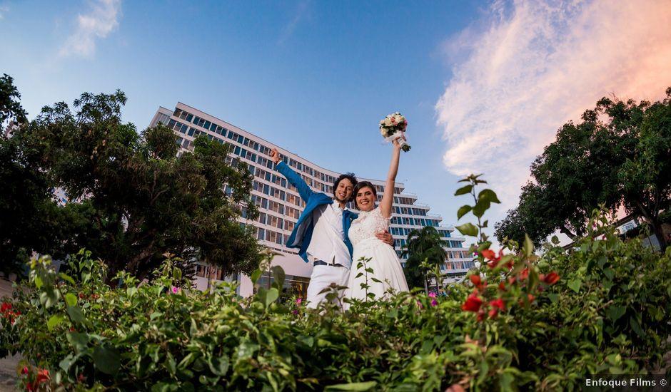 El matrimonio de Fabio y Beatriz en Cartagena, Bolívar