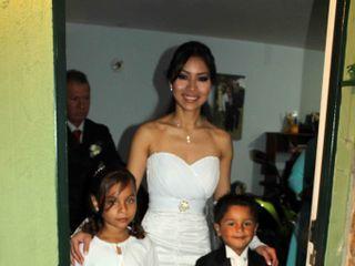 El matrimonio de Marcela y Fabian 1