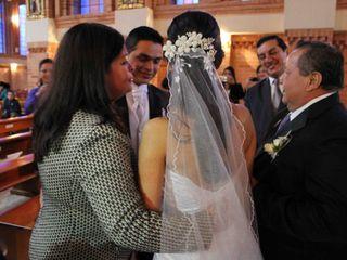 El matrimonio de Marcela y Fabian 2