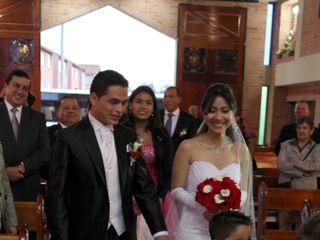 El matrimonio de Marcela y Fabian 3