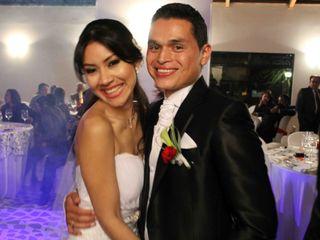 El matrimonio de Marcela y Fabian