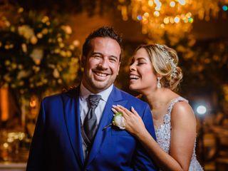 El matrimonio de Zamira  y Daniel  3
