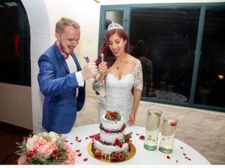 El matrimonio de Laura y Sean 1