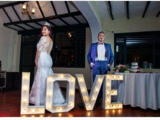 El matrimonio de Laura y Sean 3
