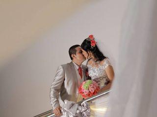 El matrimonio de Melisa y Jorge 1