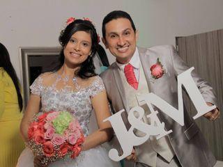 El matrimonio de Melisa y Jorge