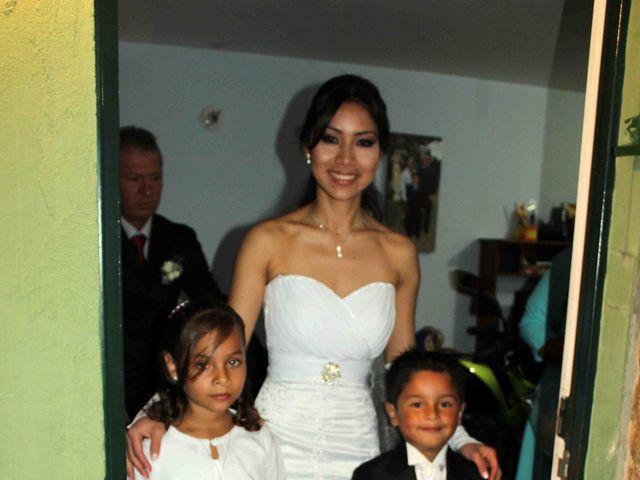 El matrimonio de Fabian y Marcela en Chía, Cundinamarca 3