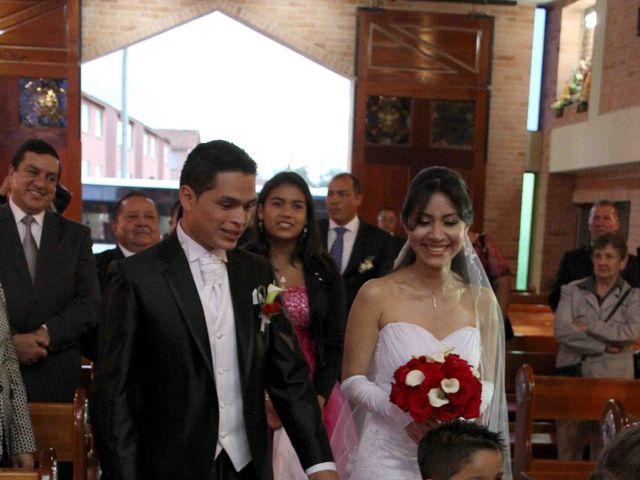 El matrimonio de Fabian y Marcela en Chía, Cundinamarca 4