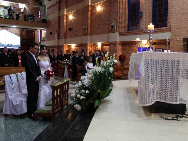 El matrimonio de Fabian y Marcela en Chía, Cundinamarca 2