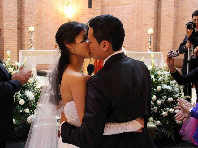 El matrimonio de Fabian y Marcela en Chía, Cundinamarca 6