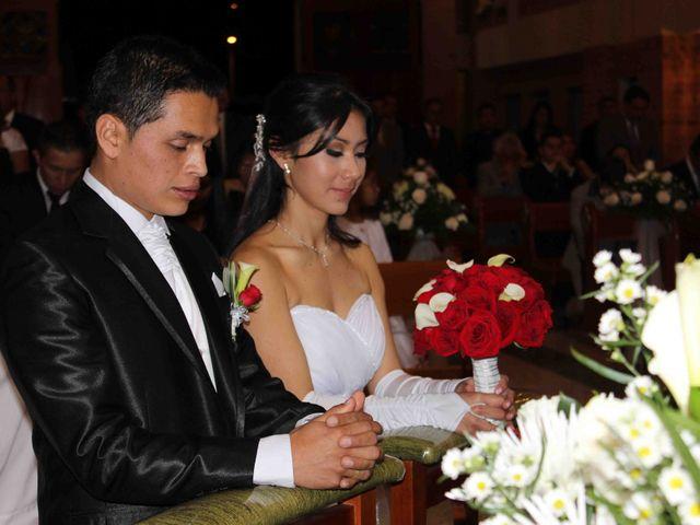El matrimonio de Fabian y Marcela en Chía, Cundinamarca 7