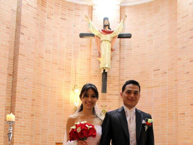 El matrimonio de Fabian y Marcela en Chía, Cundinamarca 8