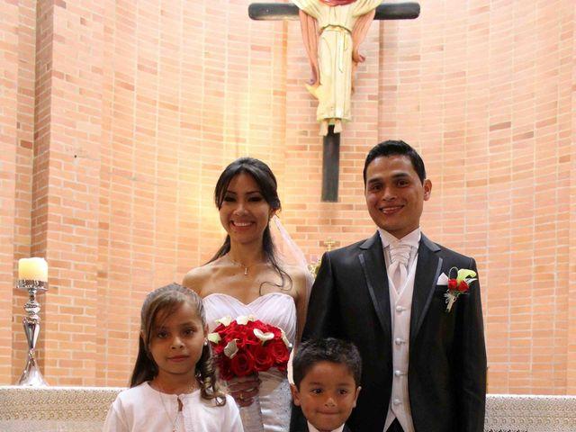 El matrimonio de Fabian y Marcela en Chía, Cundinamarca 9