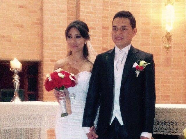 El matrimonio de Fabian y Marcela en Chía, Cundinamarca 11