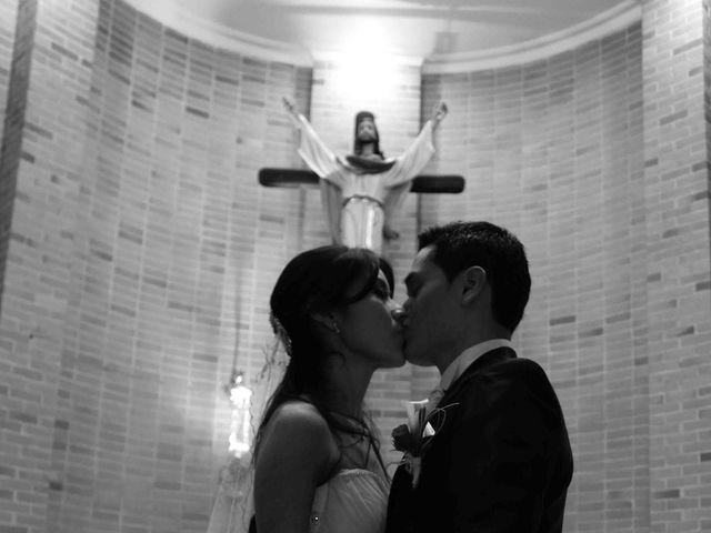 El matrimonio de Fabian y Marcela en Chía, Cundinamarca 12