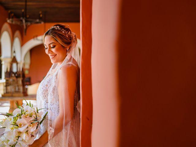 El matrimonio de Daniel  y Zamira  en Cartagena, Bolívar 13