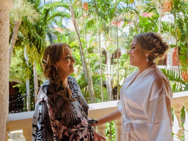 El matrimonio de Daniel  y Zamira  en Cartagena, Bolívar 16