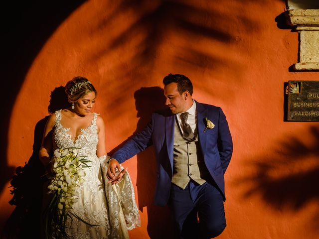 El matrimonio de Daniel  y Zamira  en Cartagena, Bolívar 17