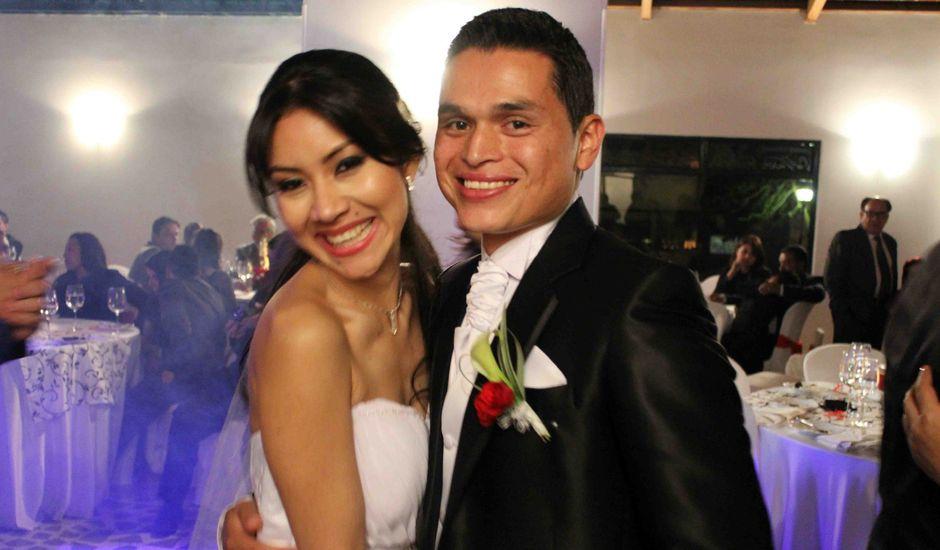 El matrimonio de Fabian y Marcela en Chía, Cundinamarca