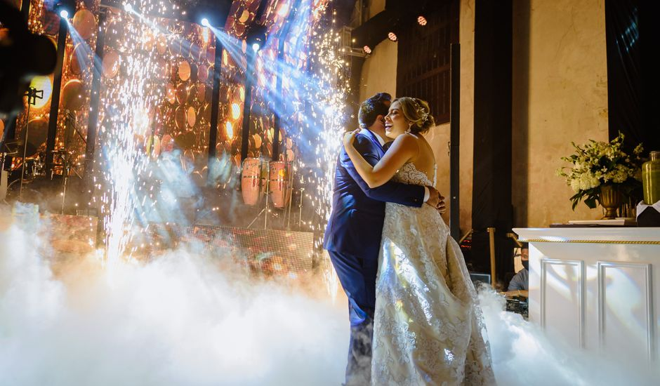 El matrimonio de Daniel  y Zamira  en Cartagena, Bolívar